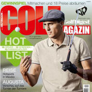 Golf Magazin (DE), Ausgabe April 2016, Medienspiegel Caligari Golf AG