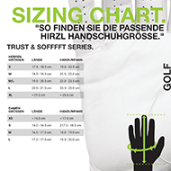 HIRZL SIZE Chart