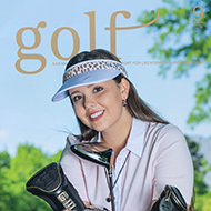 FL Golf Magazin, Ausgabe 2018, Medienspiegel Caligari Golf AG