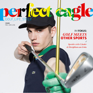 Perfect Eagle (AT), Ausgabe Mai/Juni 2016, Medienspiegel Caligari Golf AG